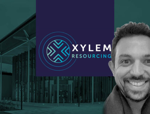 Supplier case study – Xylem Resourcing
